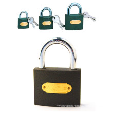 Iron Padlock, Steel Padlock, Grey Iron Padlockal-20-70